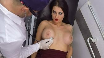 TheFuckingClinic – Bianka Blue – There is a pain in my breast