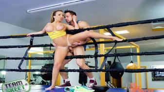 TheRealWorkout – Richelle Ryan – Busty Babe Goes Boxing