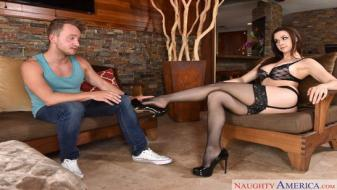 Naughtyamerica - My Friends Hot Girl - Chanel Preston, Van Wylde