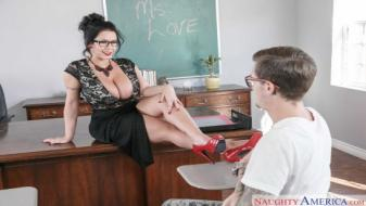 Naughtyamerica - My First Sex Teacher - Sheridan Love, Buddy Hollywood