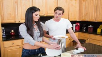 Naughtyamerica - My Friends Hot Mom - India Summer, Lucas Frost
