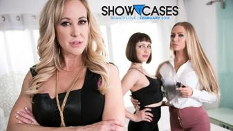 GirlsWay – Brandi Love, Jenna Sativa, Nicole Aniston – 2 Scenes In 1