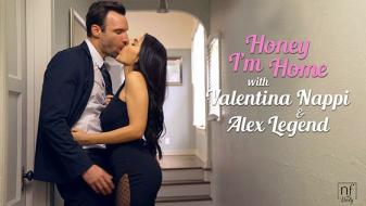 NFBusty – Valentina Nappi – Honey Im Home