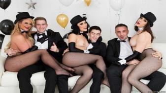 Brazzers - Pornstars Like it Big - Brazzers New Years Eve Party