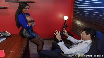 Brazzers - Big Tits At Work - The Headhunter