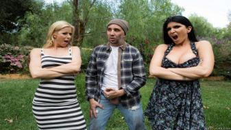 Brazzers - Milfs Like it Big - Pervert In The Park