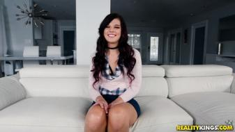 Realitykings - First Time Auditions - Seductive Scarlett