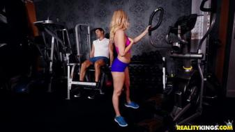 Realitykings - Hot Milf At The Gym