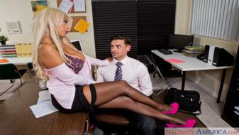 Naughtyamerica - Naughty Office - Bridgette B, Ryan Driller