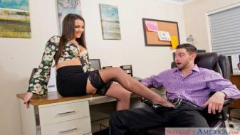 Naughtyamerica - Naughty Office - Lily Adams, Seth Gamble