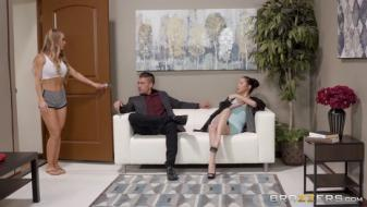 Brazzers - Dirty Masseur - Getting Off On The Job