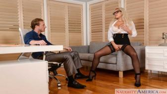 Naughtyamerica - Naughty Office - Kylie Page, Ryan Mclane