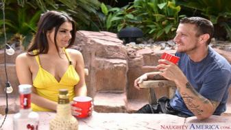 Naughtyamerica - I Have a Wife - Valentina Nappi, Mr. Pete