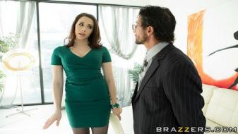 Brazzers - Big Tits At Work - Her First Big Sale 2