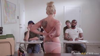 Brazzers - Big Tits At School - Color Theory