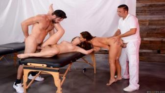 Brazzers - Brazzers Exxtra - Lets Get Facials 2