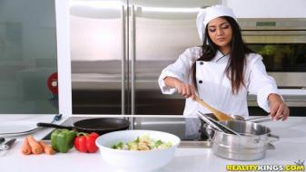 Realitykings - 8th Street Latinas - Spicy Chef