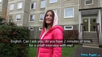 Fakehub - Publicagent - Hot Russian loves taking big dick