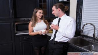 Naughtyamerica - Naughty Office - Cassidy Klein, Lucas Frost