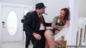 Brazzers - Real Wife Stories - The Don Whacks My Wifes Ass