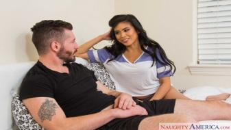Naughtyamerica - My Sisters Hot Friend - Ember Snow, Mike Mancini