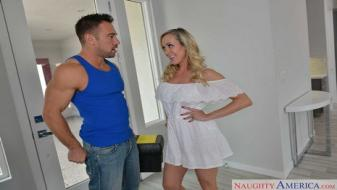 Naughtyamerica - Dirty Wives Club - Brandi Love, Johnny Castle