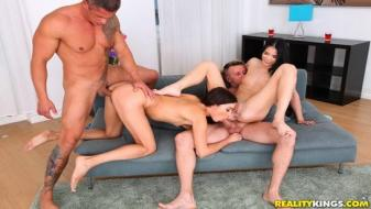 Realitykings - Euro Sex Parties - Ass Licking