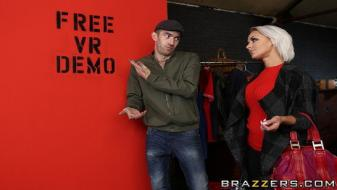 Brazzers - Brazzers Exxtra - Virtual Ramming