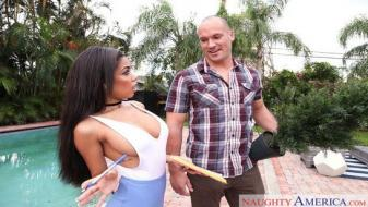 Naughtyamerica - My Girlfriends Busty Friend - Shay Evans, Sean Lawless