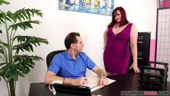 Plumperpass - Office Slut Marcy