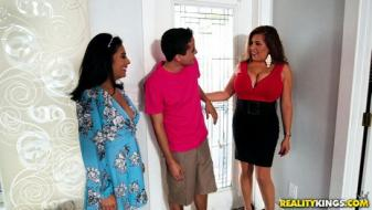 Realitykings - Moms Bang Teens - Stepmoms Coaching