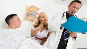 Brazzers - Doctor Adventures - Cum For Nurse Sarah