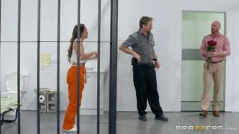Brazzers - Real Wife Stories - Horny & Dangerous Conjugal Visit
