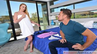 Naughtyamerica - My Friends Hot Girl - Chloe Scott, Johnny Castle