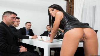 Brazzers - Real Wife Stories - The Dinner Party