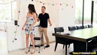 Realitykings - Teens Love Huge Cocks - Surprise For The Party Planner